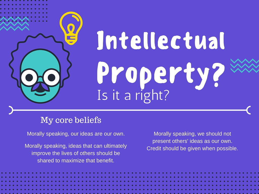 Intellectual Property Slide 1